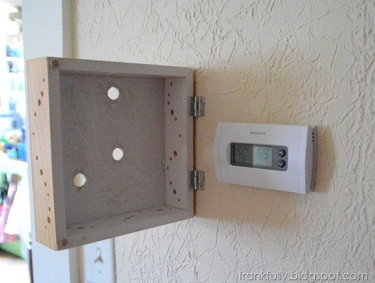 http://frankfully.blogspot.com/2013/01/diy-pretty-thermostat-cover.html