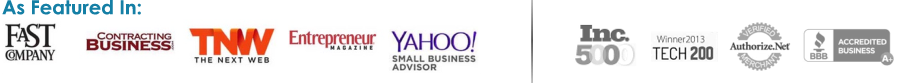 As Featured In Business Icons