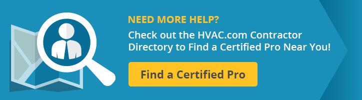 Find a Certified HVAC Pro