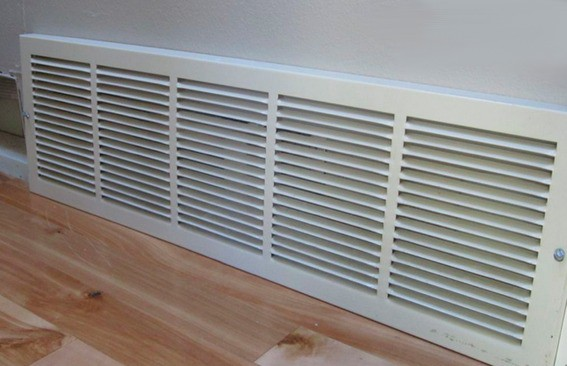 How To Make A Decorative Air Return Vent Cover Hvac Com