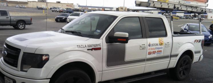 Custom Air truck