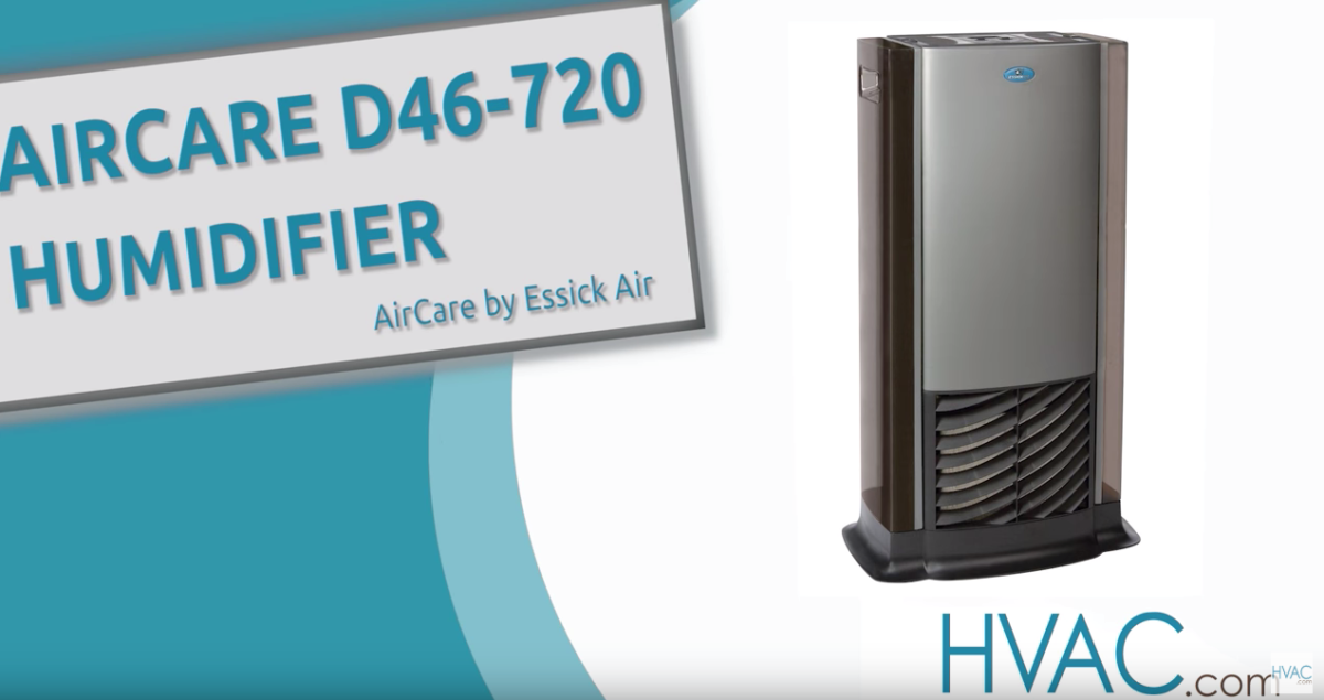 Essick Air Aircare D46 720 Portable Humidifier Product