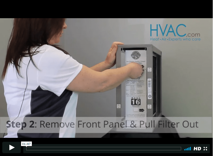 Lennox Air Conditioning >> How To Find And Replace Your Lennox X6672 Furnace Filter