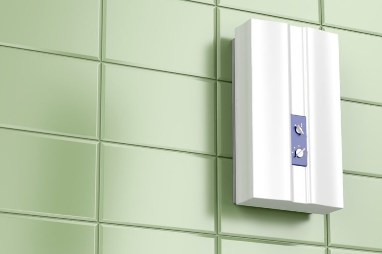 how much does electric tankless water heater installation cost