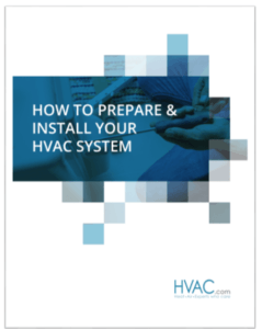 HVAC Installation Guide