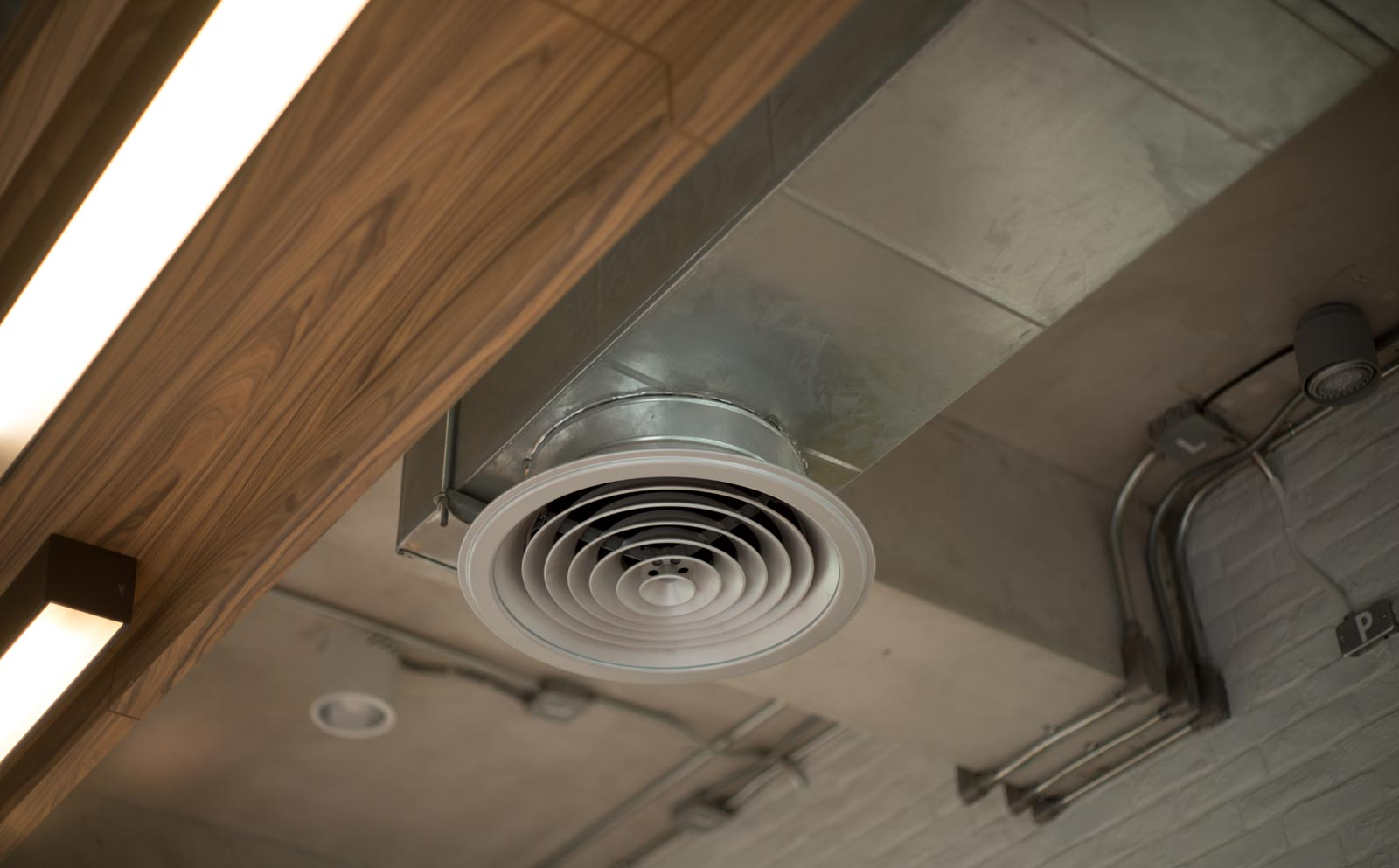 Home Ventilation System - Duct Work