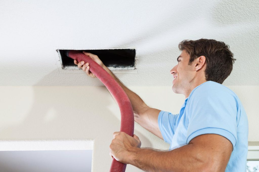 Regularly Clean Home Air Ducts