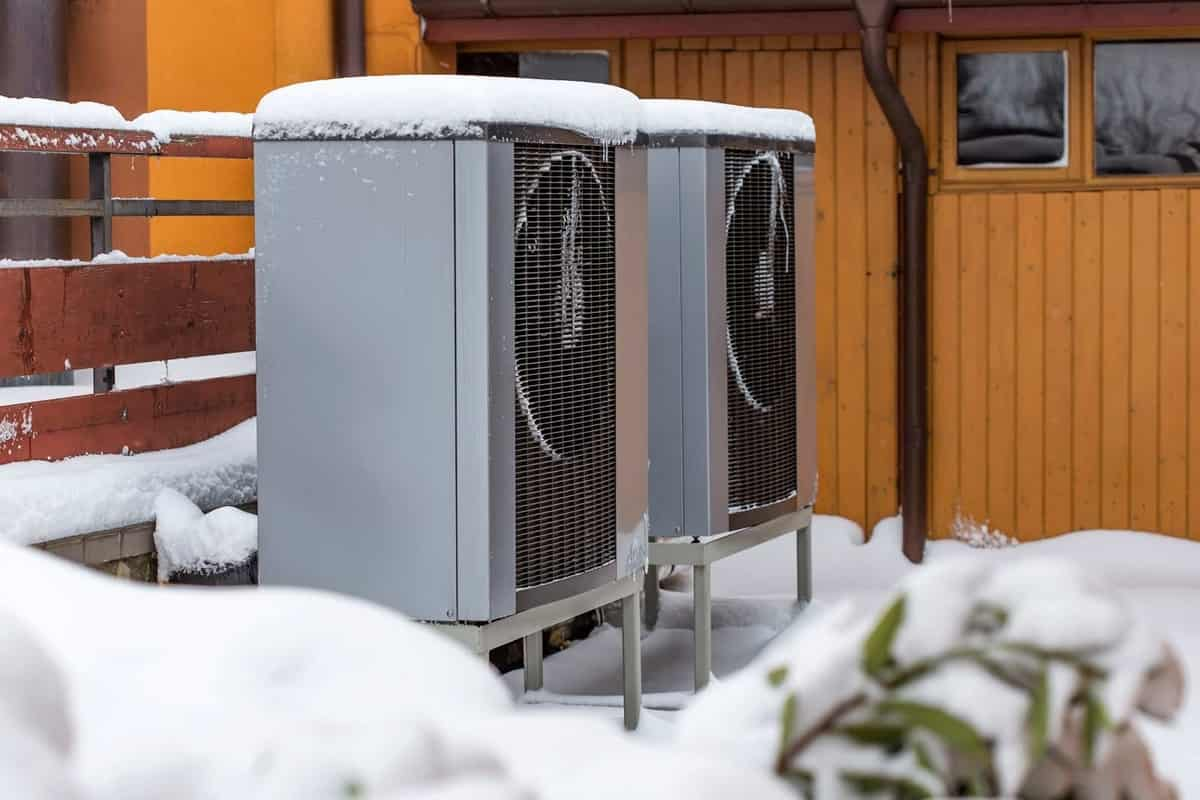 Charge A Heat Pump In Winter